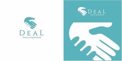 Hand Deal Logo