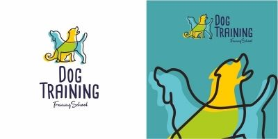 Dog Training Logo