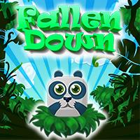 Fallen Down - Buildbox Template