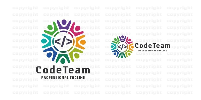 Code Team Logo
