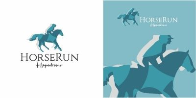 Horse Run Logo