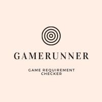 GameRunner – Video Game Requirement Checker