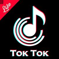 Tok Tok Lite UI - PhotoShop PSD
