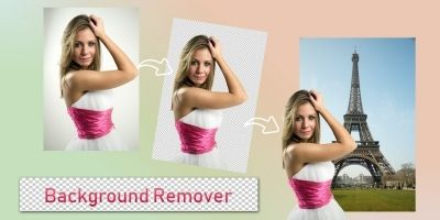 Background Remover Eraser - Android App Template