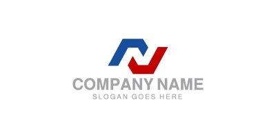 Newstar - Letter N Logo Templaste