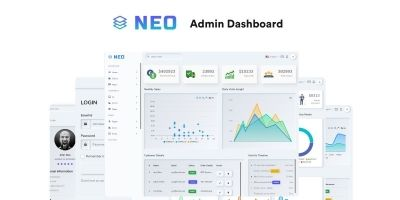 Neo - Admin Template