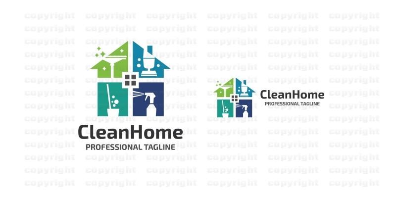 Clean Home Logo