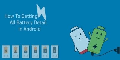 Battery Information Details In Android Source Code
