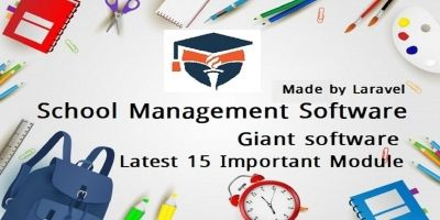 Edu Care School Management System