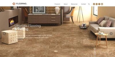 Flooring - Multipage HTML Theme for B2B Business