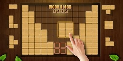 Wood Block Puzzle - Unity Source Code