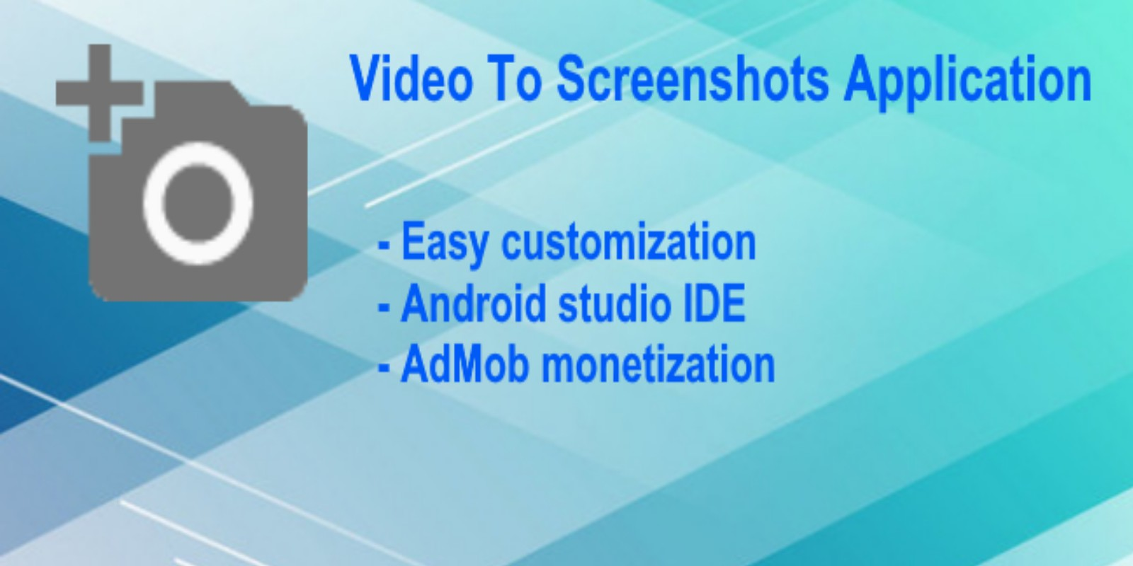 Screens From video - Android App Template