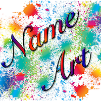 Name Design Art Maker - Android App Template