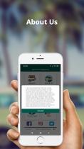 Android Web View App Source Code Screenshot 4