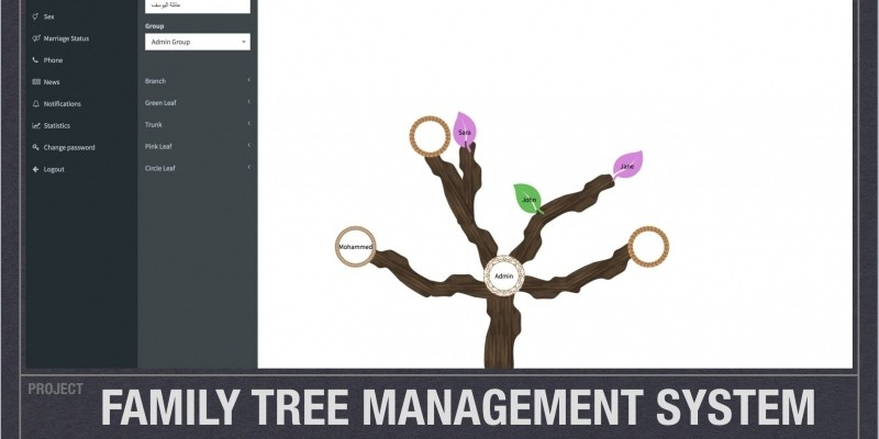 Family Tree Management System