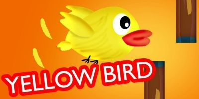 Yellow Bird HTML 5 CAPX Construct 2