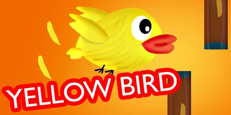 Yellow Bird HTML 5 CAPX Construct 2