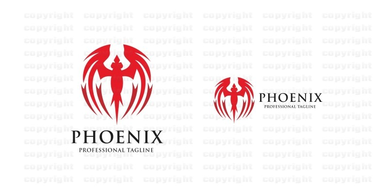 Red Phoenix Logo