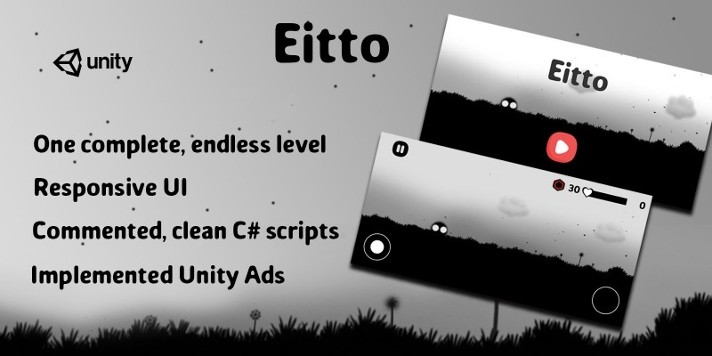 Eitto - Complete Unity Game