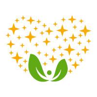 Love Botanical Gardener Logo Design