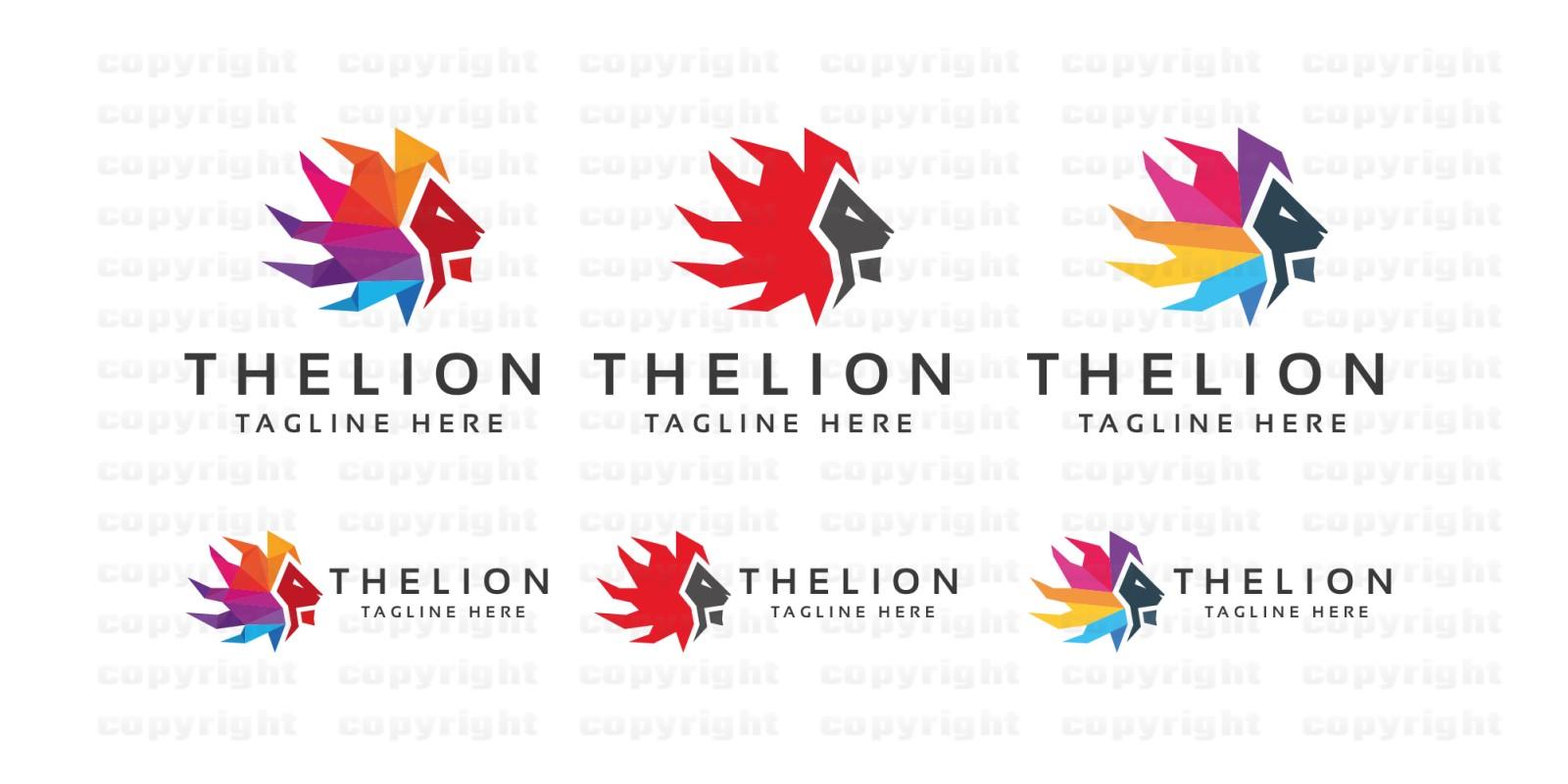 The Lion Logo