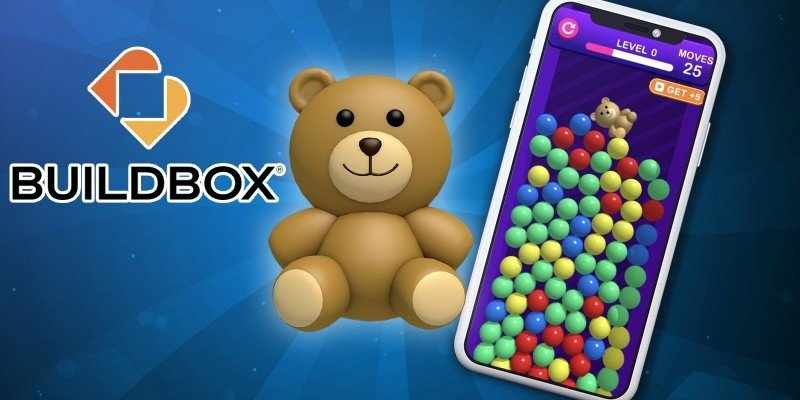 Pop Da Candy - Buildbox 3D Hyper Casual Template