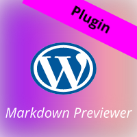 Markdown Previewer WordPress Plugin