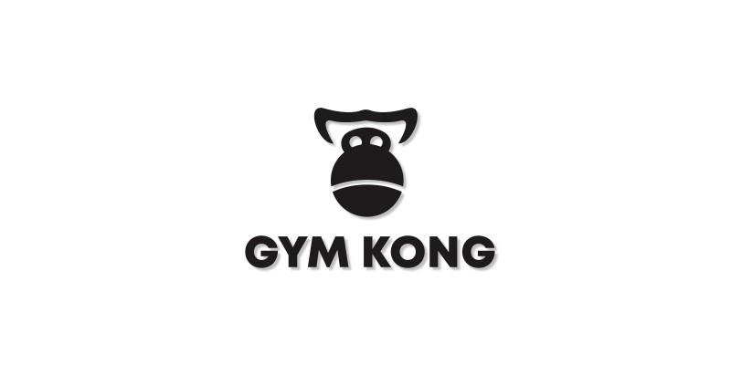 Gym Kong Logo