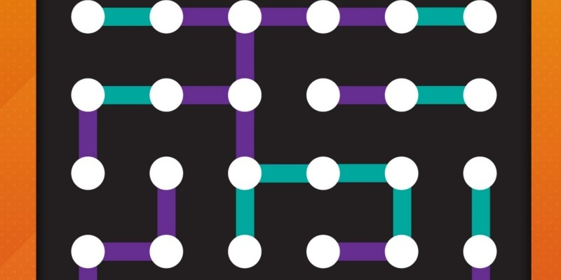 Dots n Lines - Construct 3 Template