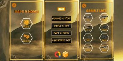 COD Mobile Guide - Tips - Buildbox Template
