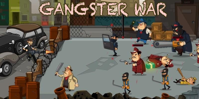 Gangster War - Complete Unity Source Code