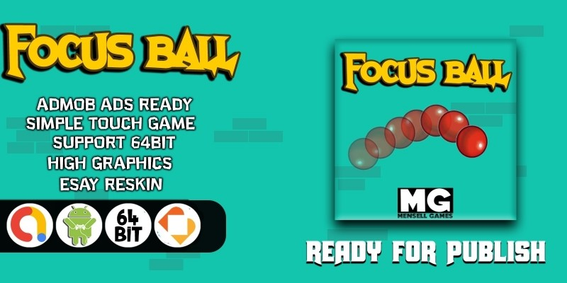 Focus Ball - Buildbox 2 Project