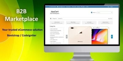 NeoCart - B2B MarketPlace eCommerce System