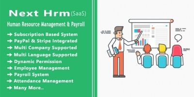 Original HRM SaaS - HR And Payroll System