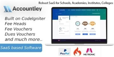 Accountley - Fees And School Management System