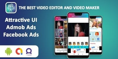 The Best  Video Maker And Editor Android
