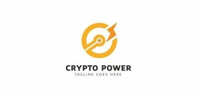 Crypto Power Logo