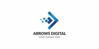 Arrows Digital Logo