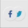 neuromorphism-social-icon-set