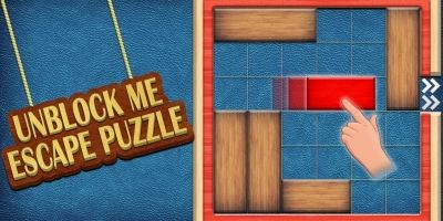 UnBlock Red Wood Escape Puzzle Unity