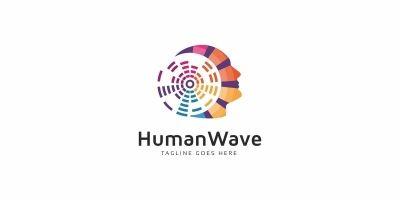 Human Wave Logo