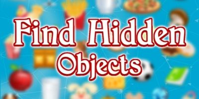 Find Hidden Objects - Unity Source Code