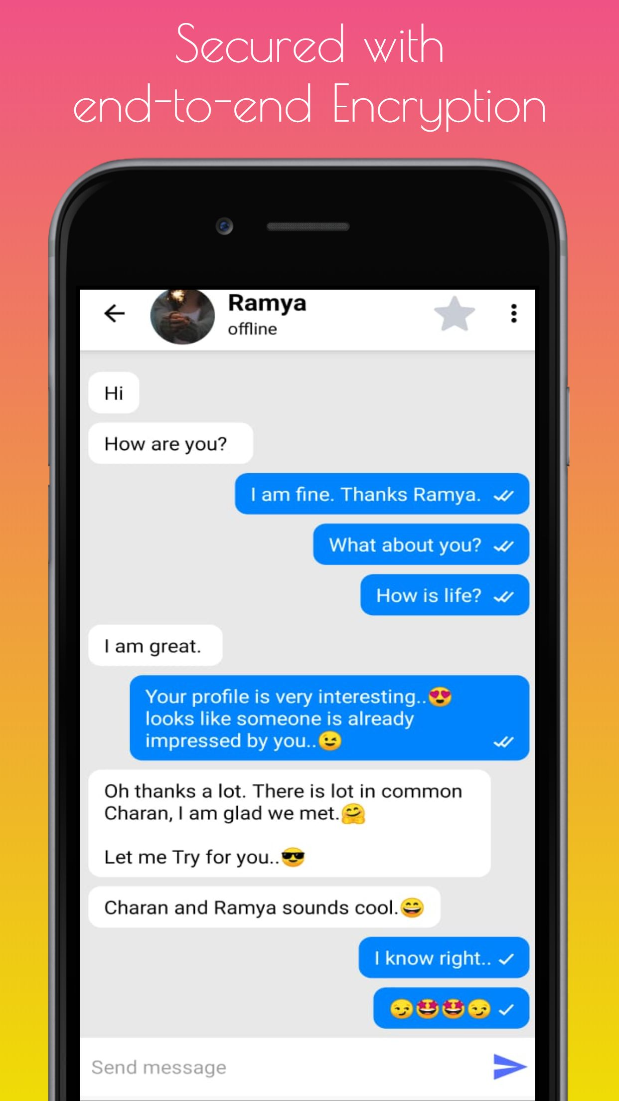 Try Me - Android Dating App Source Code by Rawdevelopers
