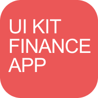 UI KIT Finance App - Clean And Modern Project