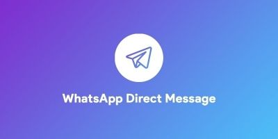 WhatsApp Direct Message - Android Source Code