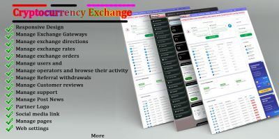 Currency Changer Website E-currency Exchanger
