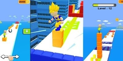 Cube Surfing  - Hyper Casual Unity Game