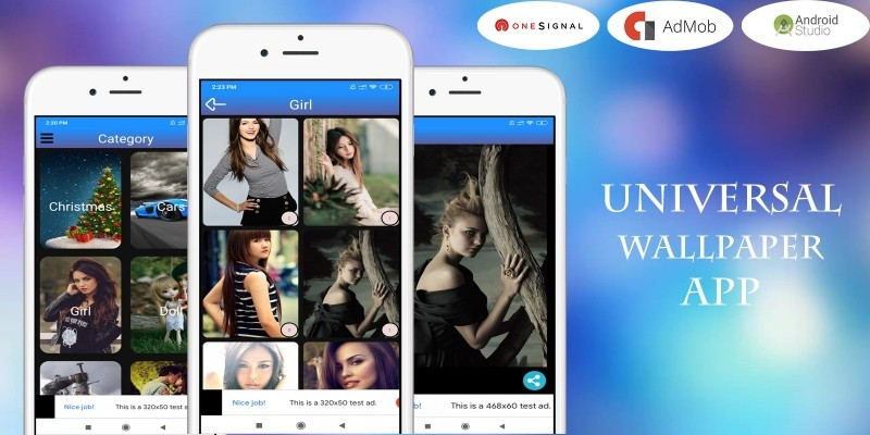 Universal Wallpaper Android App