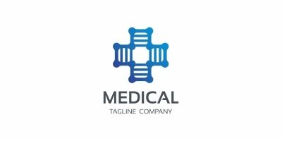 Medical Cross Logo