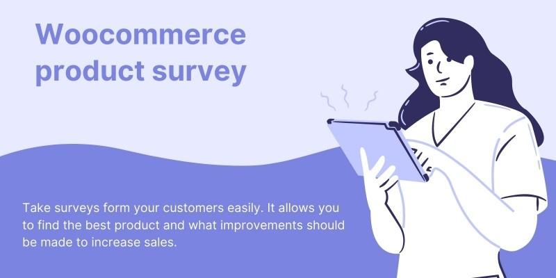 WC Product Survey – WooCommerce Plugin